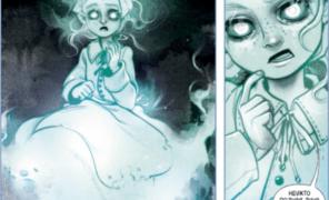 Амулет, мир тибетских духов и город ведьм: три фантастических комикса «МИФ»