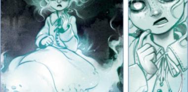 """Амулет, мир тибетских духов и город ведьм: три фантастических комикса """"МИФ"""" 2"""