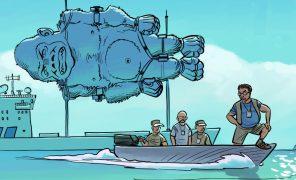 Комикс: Годзилла против Кинг-Конга