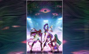 Sony запускает вработу мультфильм оK-Pop группе, участницы которой охотятся надемонов