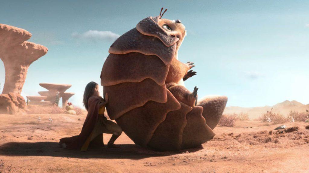 «Райя и последний дракон». Почему дивная восточная сказка Disney не станет хитом (а жаль!) 1