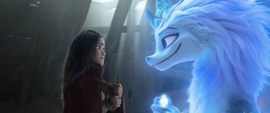 «Райя и последний дракон». Почему дивная восточная сказка Disney не станет хитом (а жаль!) 4