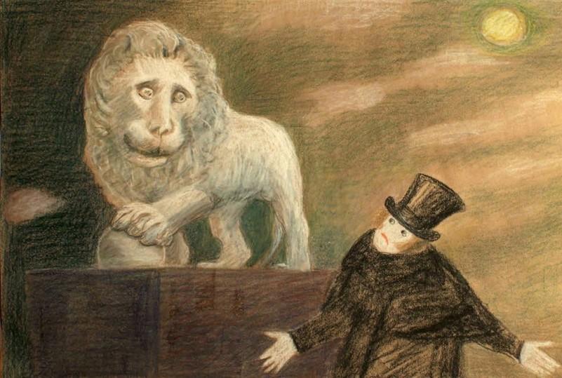 """«Нос, или Заговор """"не таких""""»: мульт-кабаре-опера про Сталина, Гоголя и Шостаковича"""