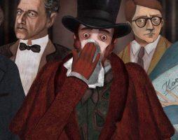 """«Нос, или Заговор """"не таких""""»: мульт-кабаре-опера про Сталина, Гоголя и Шостаковича 2"""