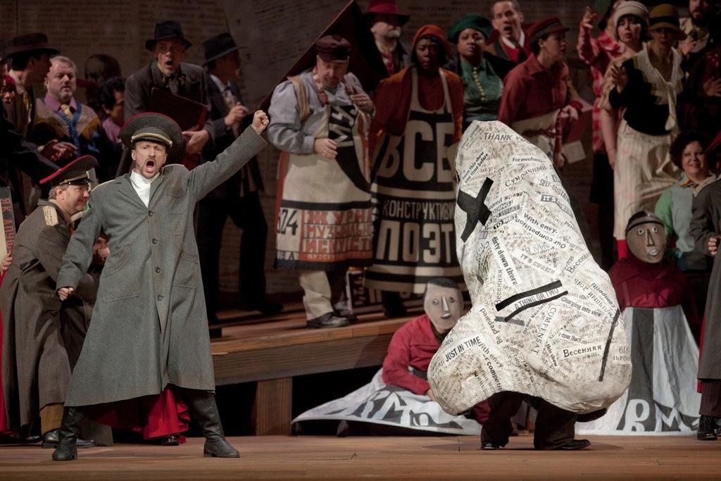 """«Нос, или Заговор """"не таких""""»: мульт-кабаре-опера про Сталина, Гоголя и Шостаковича 3"""