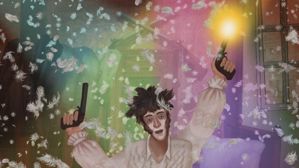 """«Нос, или Заговор """"не таких""""»: мульт-кабаре-опера про Сталина, Гоголя и Шостаковича 4"""