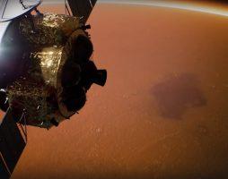 «Тяньвэнь-1» прислала новые снимки с марсианской орбиты 2