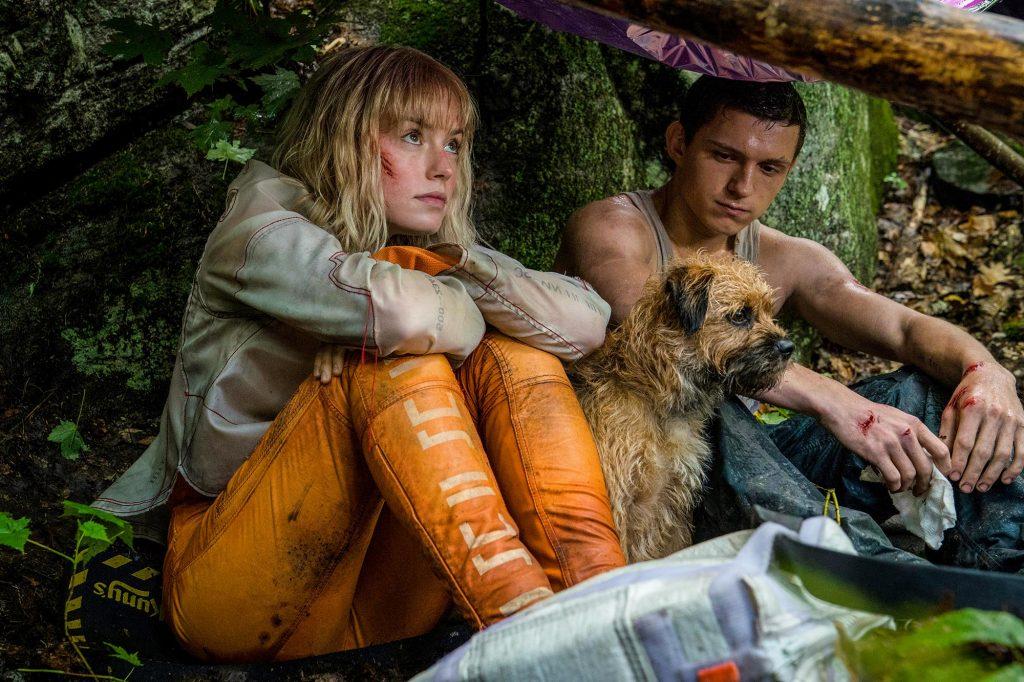 Какие фильмы посмотреть в марте 2021? Снайдер, Ghibli и Годзилла 7
