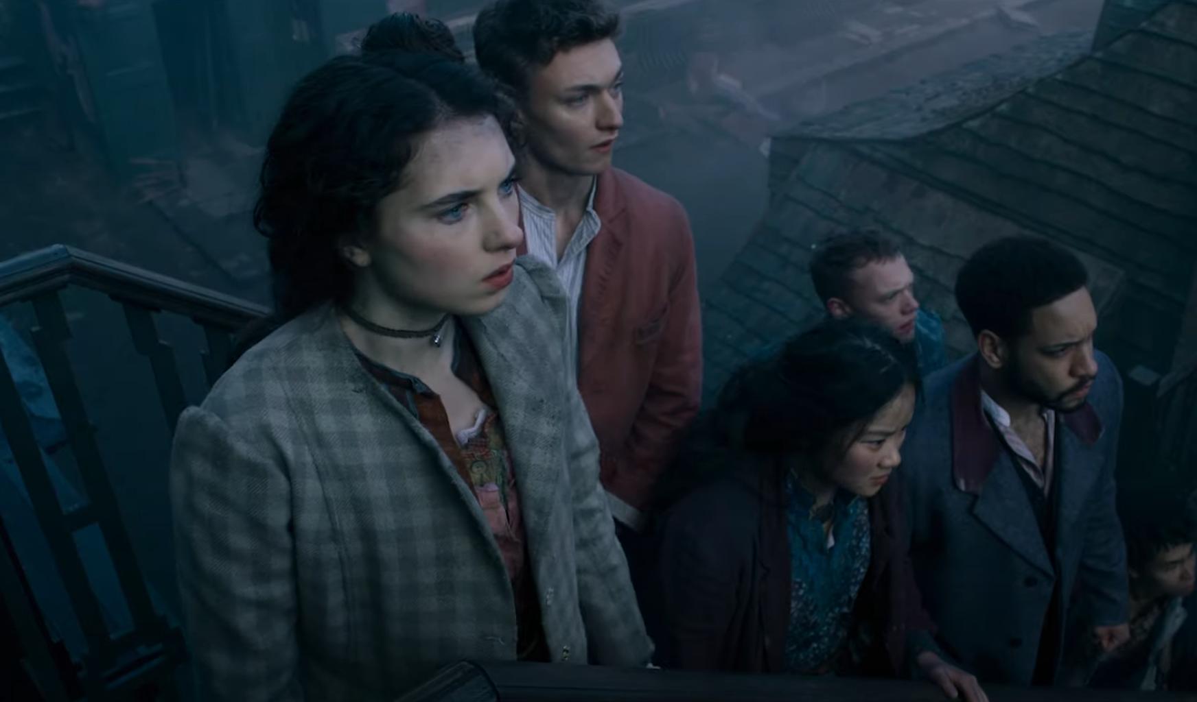 «Шерлок Холмс уже не существует» — трейлер сериала «Нерегулярные части»