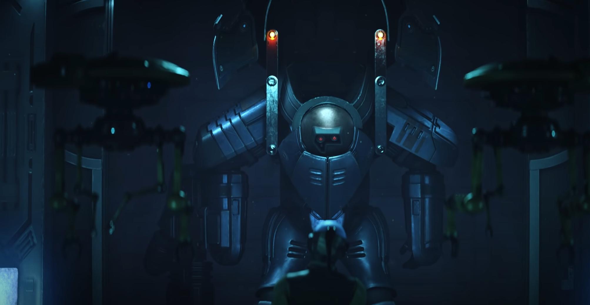 GW вместе с фанатами работает над серией анимационных короткометражек по Warhammer 40,000