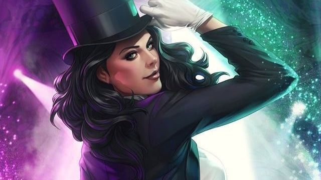 Постановщица «Девушки, подающей надежды» напишет фильм проколдунью Затанну изкомиксов DC