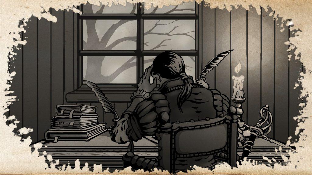 «Жизнь и страдания господина Бранте». Какой получилась хардкорная нарративная ролевая игра? 2