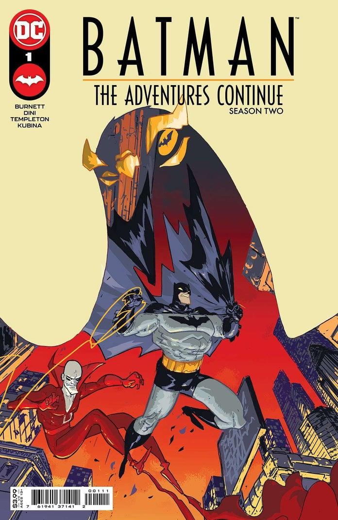 DC продолжит классический мультсериал про Бэтмена вкомиксе. Всюжет введут Суд Сов 1