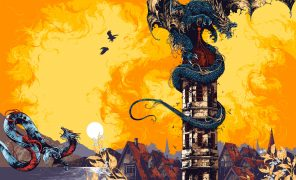 Читаем книгу «Обитель апельсинового дерева» Саманты Шеннон
