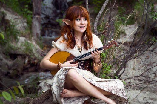 10 лучших каверов от Алины Рыжехвост (Gingertail) 1