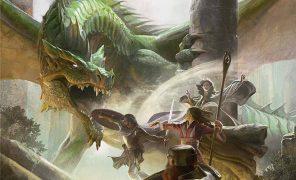 По Dungeons & Dragons разрабатывают игру ААА-класса