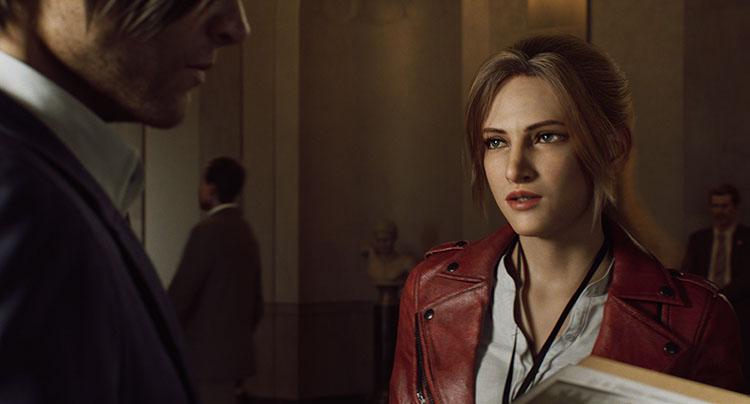 Первые детали и новые кадры CG-сериала Resident Evil: Infinite Darkness