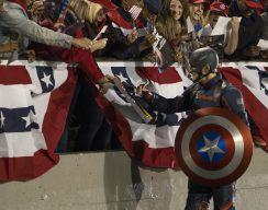 «Сокол и Зимний солдат», 1 сезон, 2 серия: кто новый Капитан Америка? 3