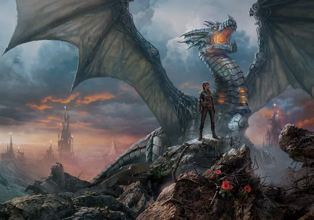 Майкл Суэнвик «Мать железного дракона»