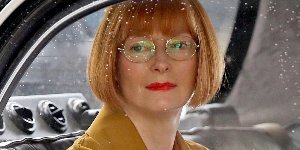 Тильда Суинтон нафото фэнтези-драмы «Три тысячи лет ожидания» отДжорджа Миллера