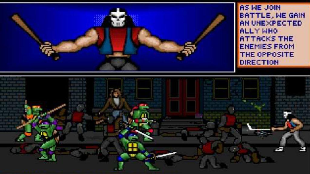 7 лучших игр про черепашек-ниндзя. Им почти всем под 30 лет! 4