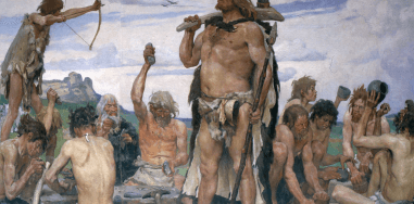 Настоящий каменный век: какой была жизнь первобытных людей 22