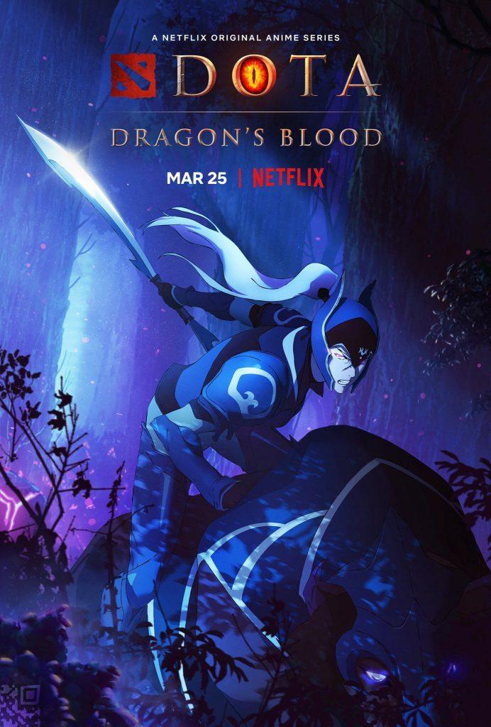 «Это всего лишь предания»: второй трейлер мультсериала «DOTA: Кровь дракона» 1