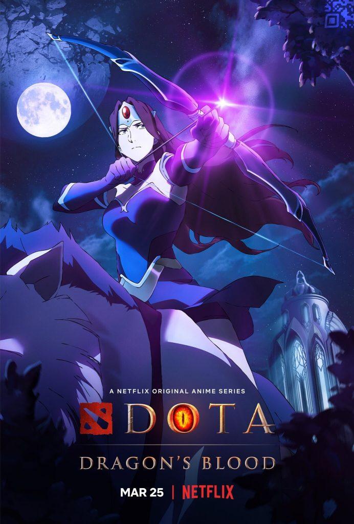 «Это всего лишь предания»: второй трейлер мультсериала «DOTA: Кровь дракона» 2