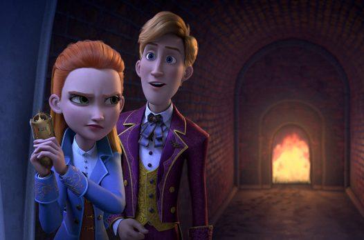 «Ганзель, Гретель и Агентство Магии»: чем российский мультфильм заинтересовал Netflix? 1