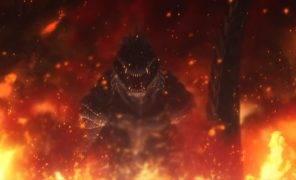 Аниме «Годзилла: Сингулярность» выйдет за пределами Японии летом
