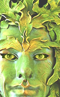 Greenman_mask_with_eyes