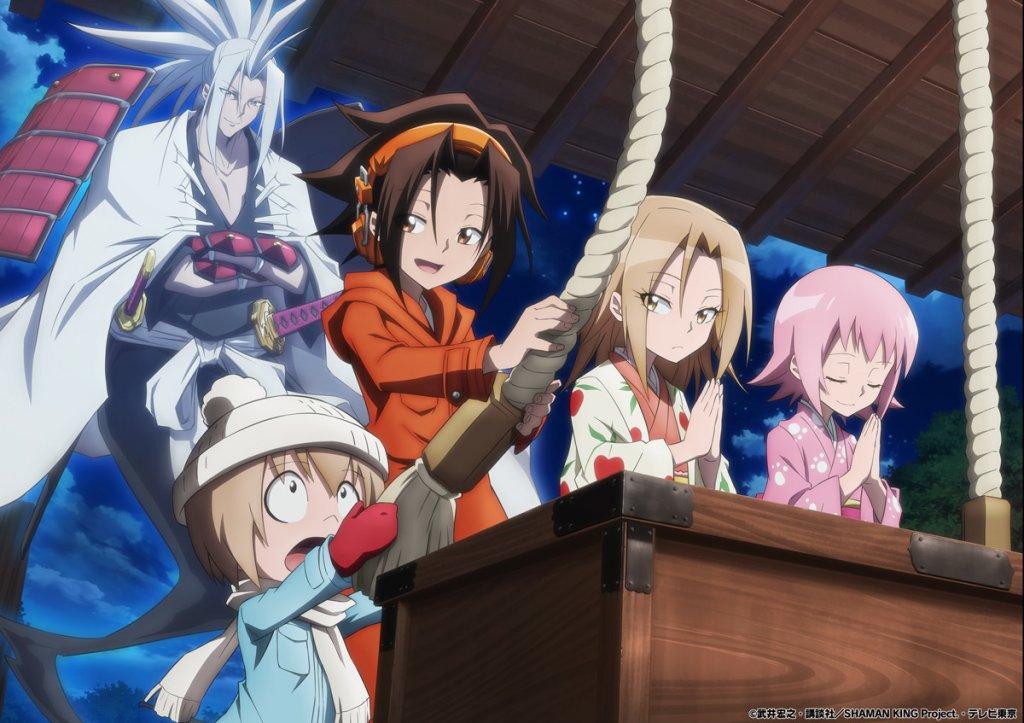 «Король шаманов»: аниме против манги, неправильный финал и возрождение серии 3