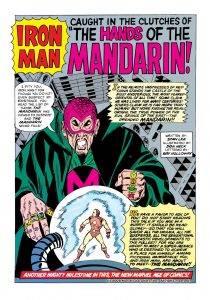 Шан-Чи в комиксах Marvel: боевые искусства и настоящий Мандарин 14