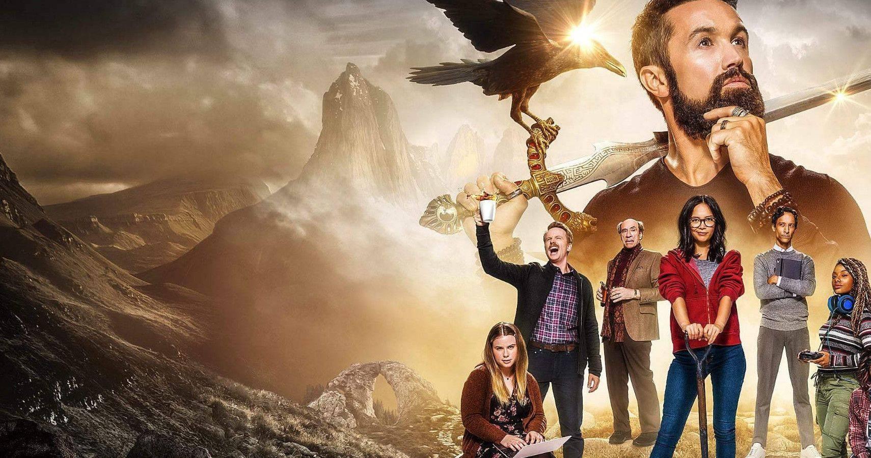 Создатели сериала «Мистический квест»перед вторым сезонам выпустят спецэпизод прокарантин