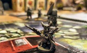 Настольная игра «Отголоски». Люди вымерли, мыши унаследовали мир