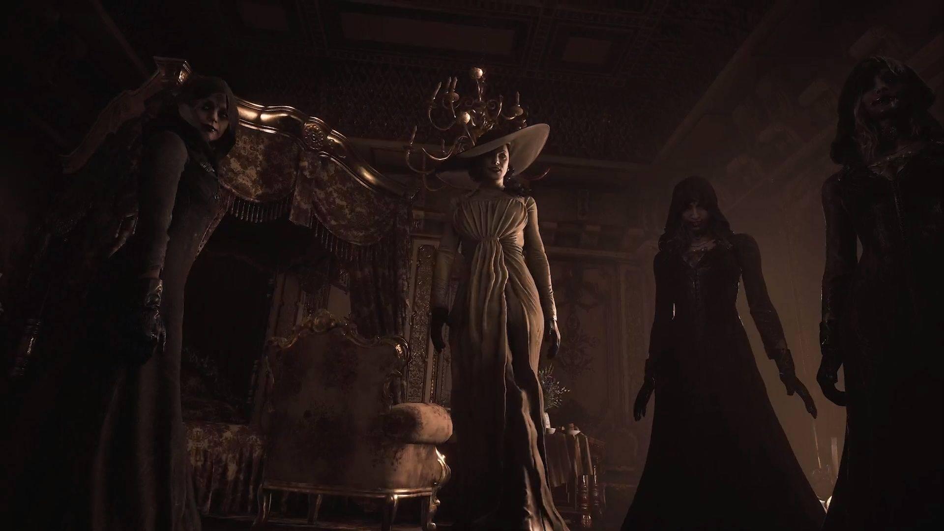 Трейлеры Village и Infinite Darkness — что показали на презентации Resident Evil 1