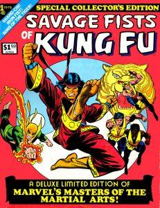 Шан-Чи в комиксах Marvel: боевые искусства и настоящий Мандарин 3