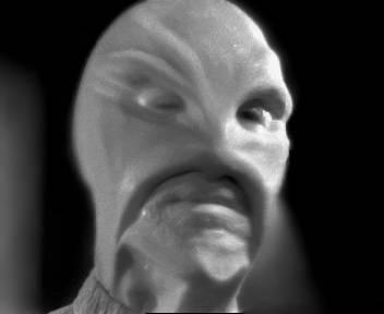 Зелёный человек и зелёные инопланетяне: история мифического образа 13
