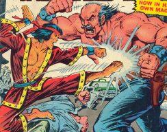 Шан-Чи в комиксах Marvel: боевые искусства и настоящий Мандарин 17