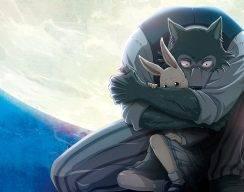 Аниме «Выдающиеся звери» (Beastars): мрачный и кровавый «Зверополис»