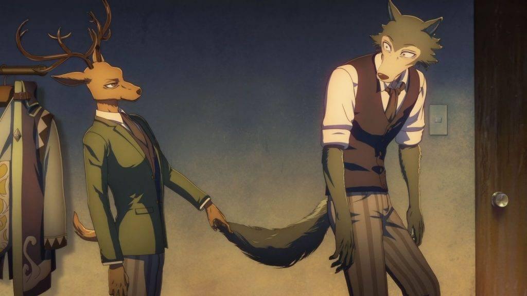 Аниме «Выдающиеся звери» (Beastars): мрачный и кровавый «Зверополис» 5