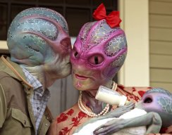 Сериал «Засланец из космоса» — «Клиника» про инопланетянина