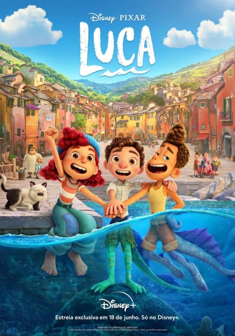 «Ты столько всего можешь сделать!»: трейлер мультфильма «Лука» отDisney и Pixar 1