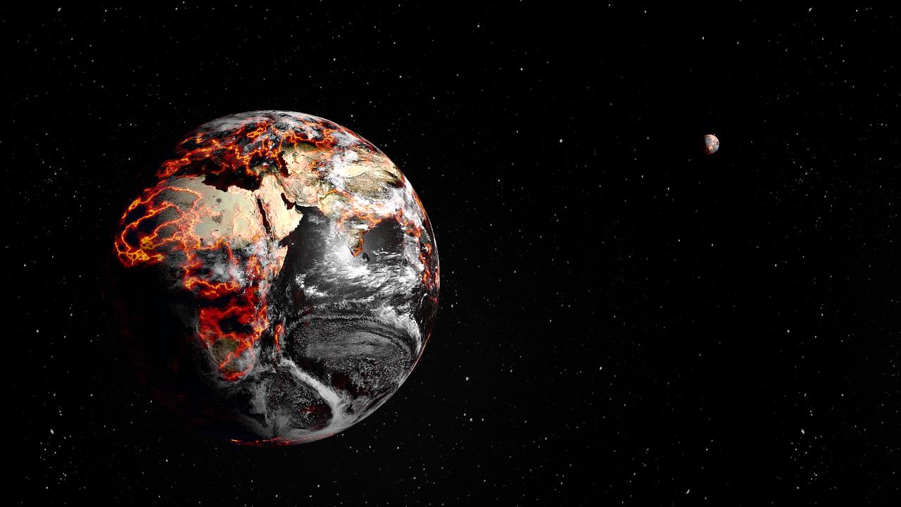 Боги уничтожают мир: 10 книг эсхатологической фантастики 11