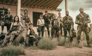 Умные зомби и крутые пушки — вышел новый трейлер «Армии мертвецов» Зака Снайдера