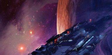 Читаем космическую оперу Аластера Рейнольдса «Чёрные паруса» — продолжение «Мстительницы»