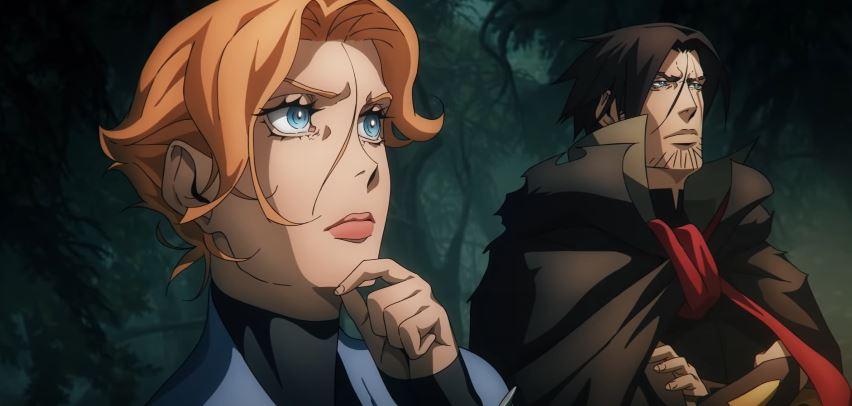 «Убейте всех, кого видите!»: трейлер финального сезона Castlevania