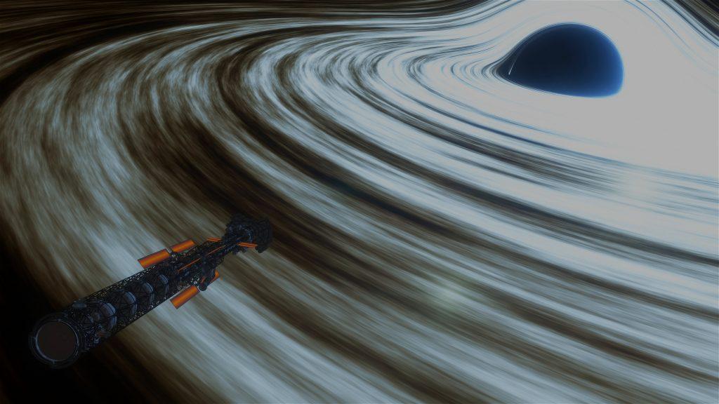 Суть чёрных дыр: открытие, строение, виды 6