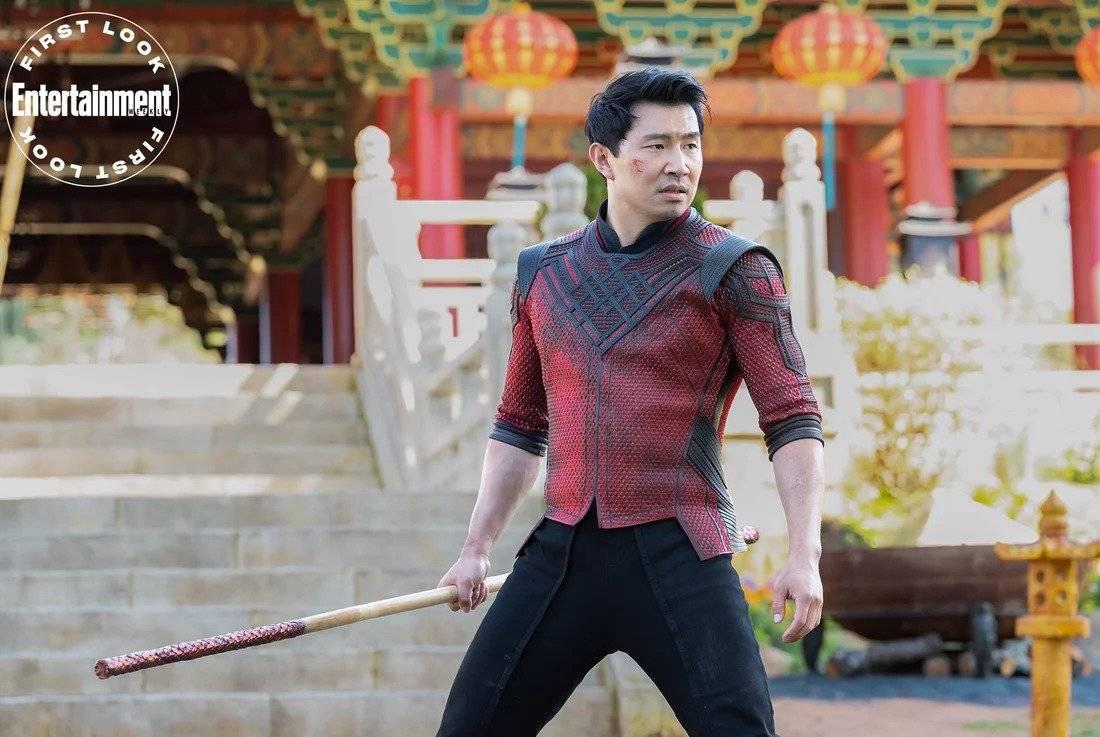 Первые кадры экшена «Шан-Чи и легенда Десяти колец»
