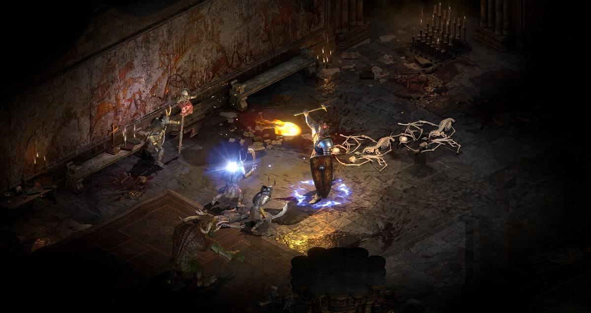 Продюсер Diablo II назвал Resurrected бездушным корпоративным ремастером